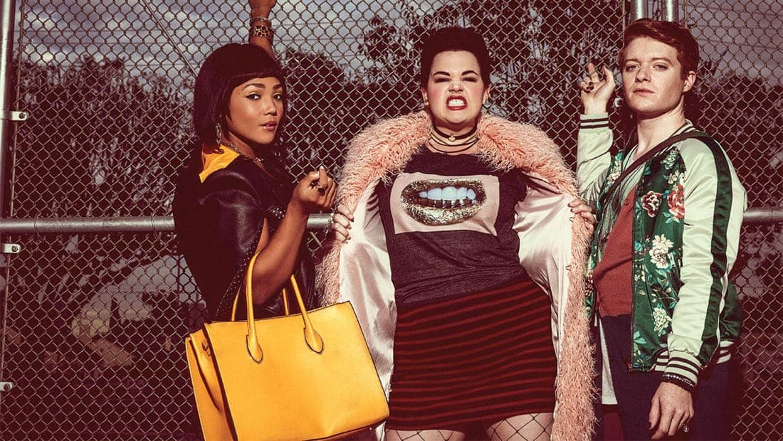 Cult movie 'Heathers' gets TV makeover, Doherty cameos