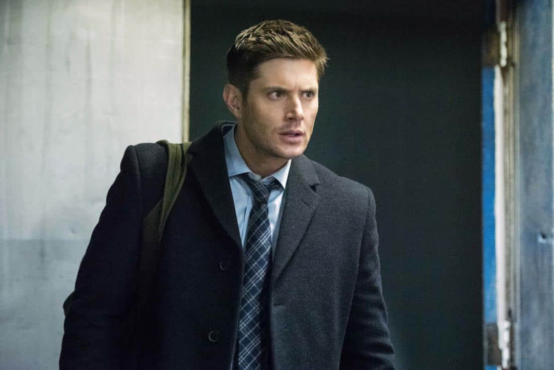 """Supernatural -- """"Breakdown"""" -- Image Number: SN1311b_0109b.jpg -- Pictured: Jensen Ackles as Dean -- Photo: Dean Buscher/The CW -- © 2018 The CW Network, LLC All Rights Reserved"""