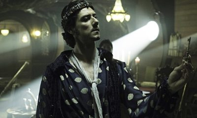 """THE MAGICIANS -- """"The Losses of Magic"""" Episode 303 -- Pictured: Hale Appleman as Eliot Waugh -- (Photo by: Eric Milner/Syfy)"""
