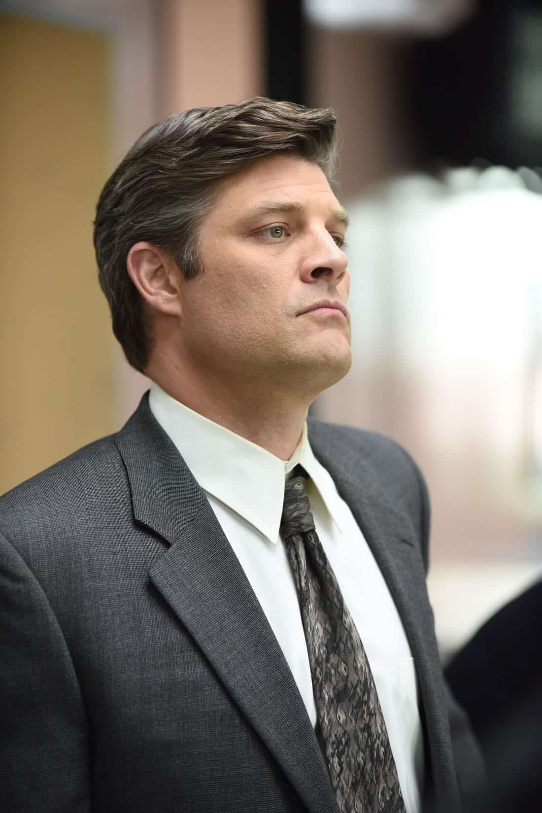 """THE ASSASSINATION OF GIANNI VERSACE: AMERICAN CRIME STORY """"Manhunt"""" Episode 2 (Airs Wednesday. January 24, 10:00 p.m. e/p) -- Pictured: Jay R. Ferguson as FBI Agent Evans. CR: Ray Mickshaw/FX"""