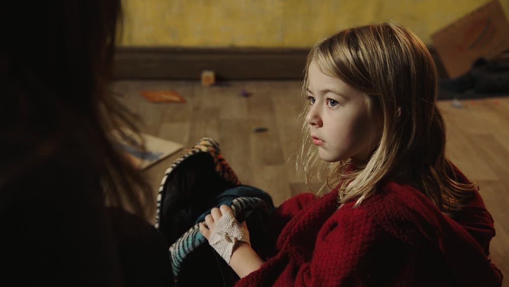 """CHANNEL ZERO: BUTCHER'S BLOCK -- """"Insidious Onset"""" Episode 301 -- Pictured: Annelise Pollman as Izzy -- (Photo by: Syfy)"""