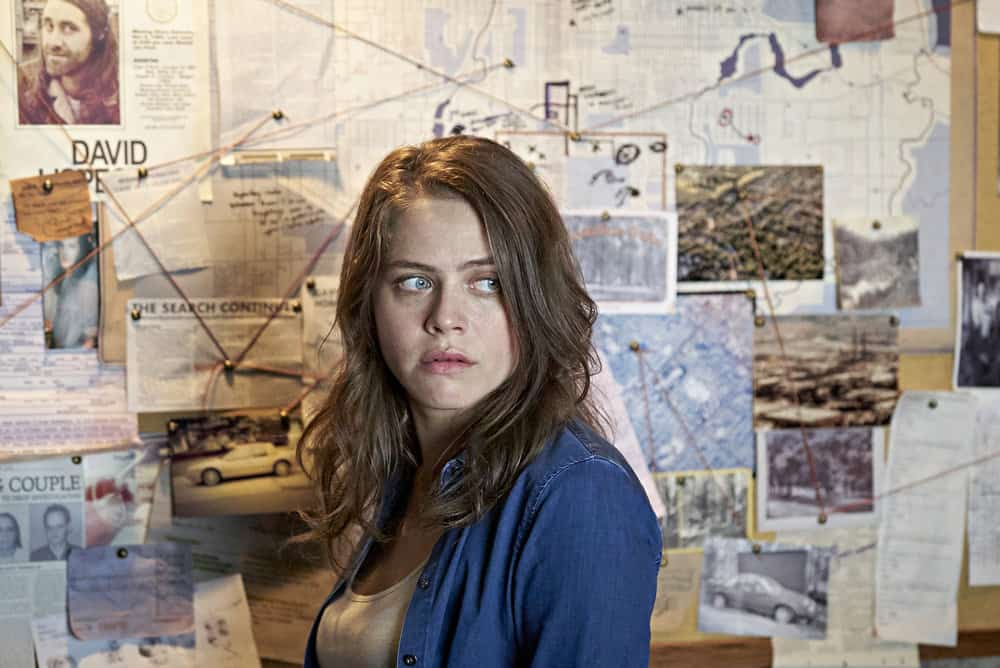 """CHANNEL ZERO: BUTCHER'S BLOCK -- """"Insidious Onset"""" Episode 301 -- Pictured: Olivia Luccardi as Alice Woods -- (Photo by: Allen Fraser/Syfy)"""