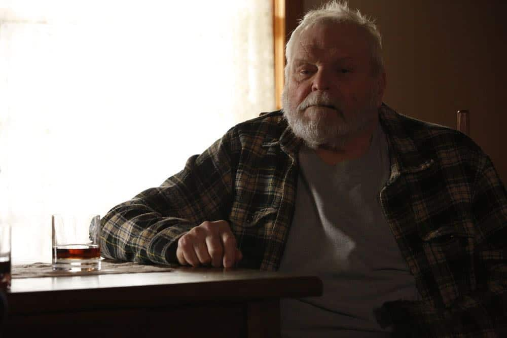 "THE BLACKLIST -- ""The Invisible Hand (#63)"" Episode 513 -- Pictured: Brian Dennehy as Dom -- (Photo by: Will Hart/NBC)"