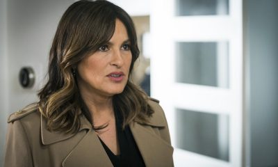 "LAW & ORDER: SPECIAL VICTIMS UNIT -- ""In Loco Parentis"" Episode 1915 -- Pictured: Mariska Hargitay as Lieutenant Olivia Benson -- (Photo by: Michael Parmelee/NBC)"
