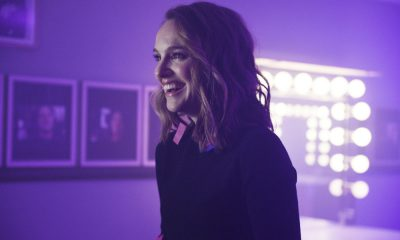 SATURDAY NIGHT LIVE -- Episode 1738 -- Pictured: Host Natalie Portman during a promo in 30 Rockefeller Plaza -- (Photo by: Rosalind O'Connor/NBC)