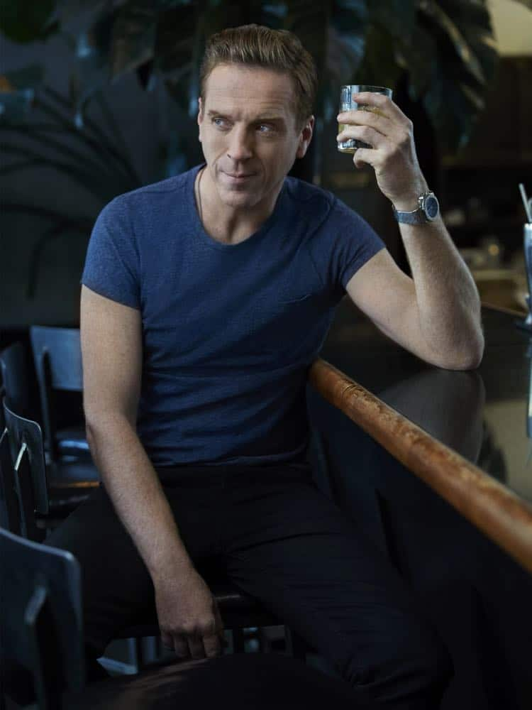 """PR Art for Season 3 of the SHOWTIME original series BILLIONS - Photo: Jim Fiscus/SHOWTIME - Photo ID: BILLIONS_S3_singles_bobby-0082.R.jpg Pictured: Damian Lewis as Bobby """"Axe"""" Axelrod"""