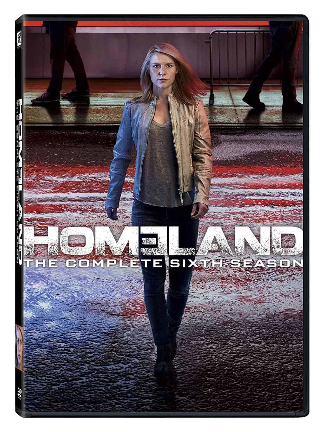 Homeland-Season-6-DVD