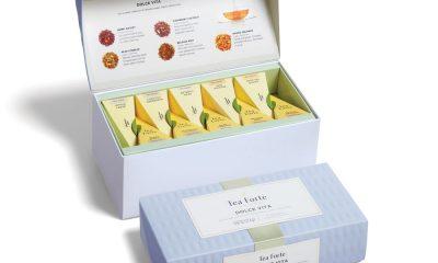 Tea Forte Dolce Vita Dessert Teas