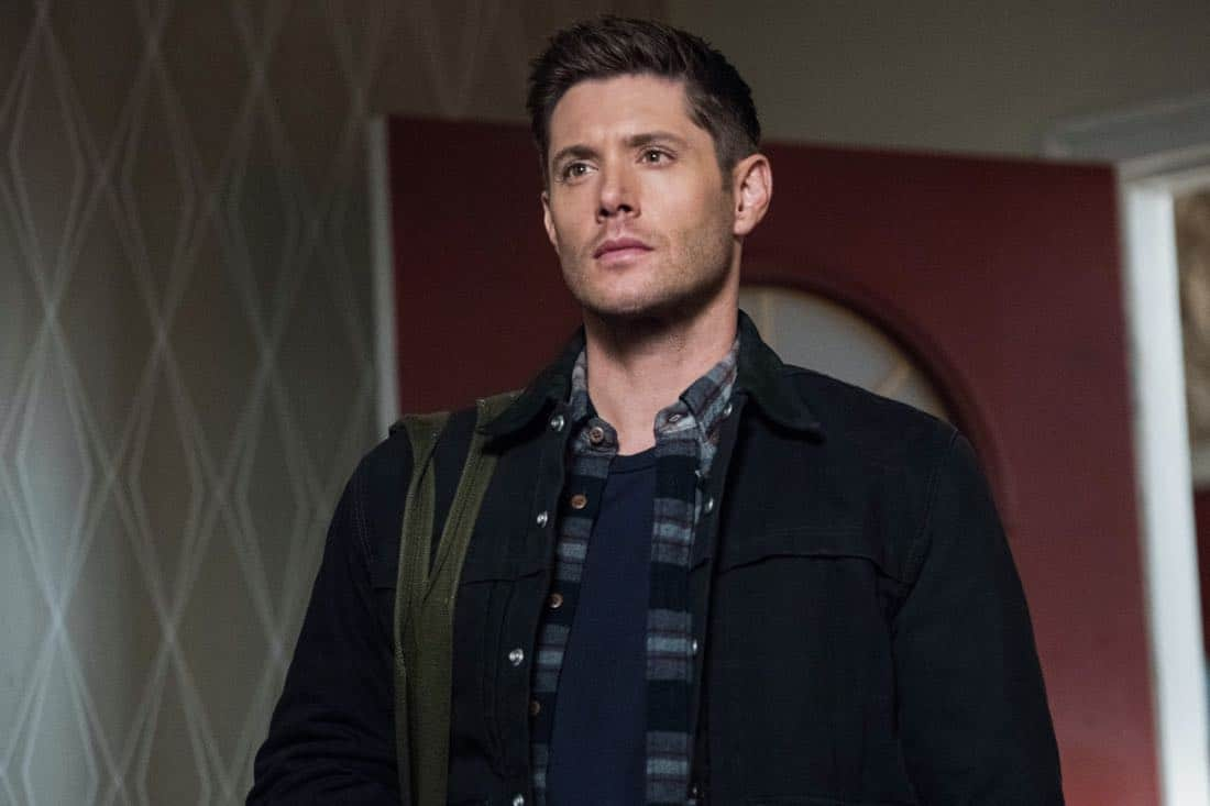 "Supernatural -- ""Devil's Bargain"" -- Image Number: SN1313a_0082b.jpg -- Pictured: Jensen Ackles as Dean -- Photo: Dean Buscher/The CW -- © 2018 The CW Network, LLC All Rights Reserved"