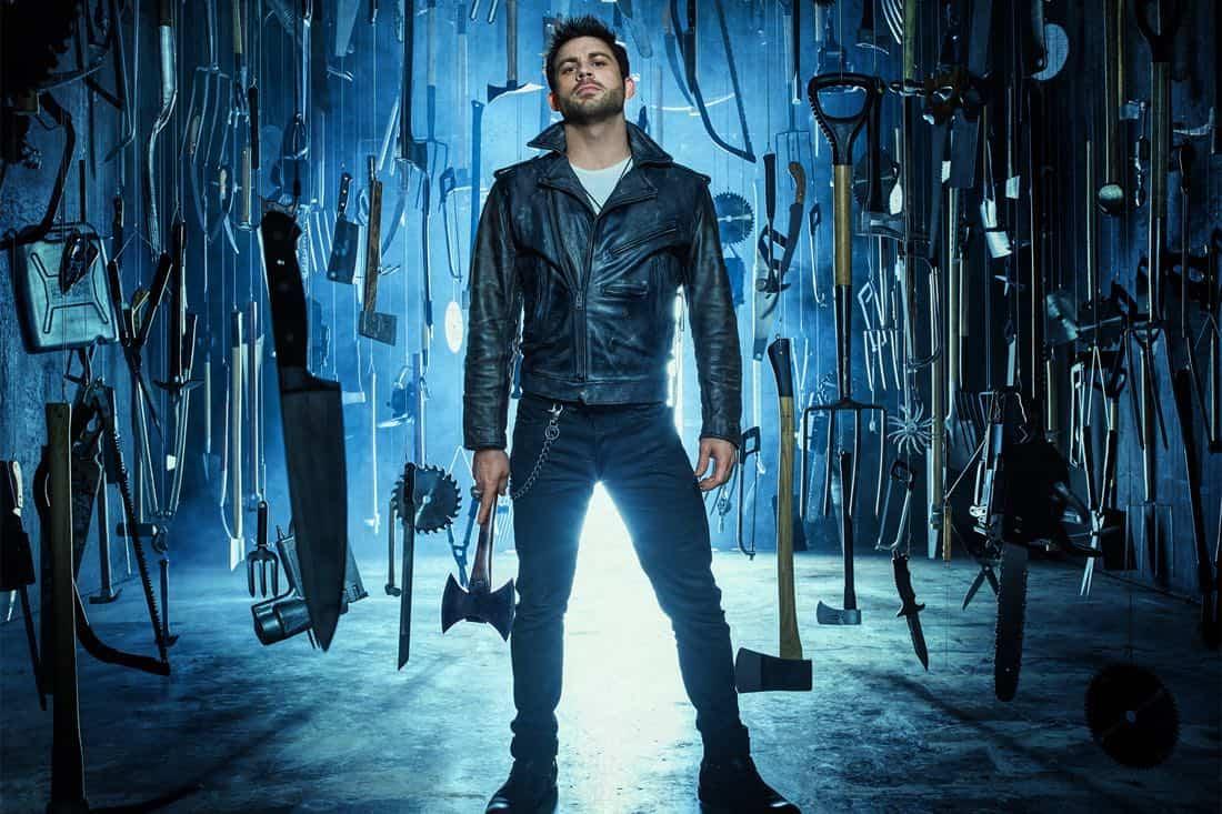 Dalton (Lindsay Farris) Ash Vs Evil Dead Season 3