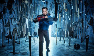 Ash (Bruce Campbell) Ash Vs Evil Dead Season 3