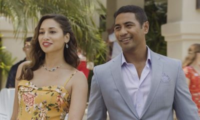 Tani and Junior Undercover As Parents Hawaii Five 0 Season 8