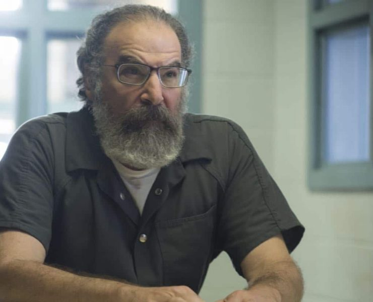 """Mandy Patinkin as Saul Berenons in HOMELAND (Season 7, Episode 01, """"Enemy of the State"""") - Photo: Jacob Coppage/SHOWTIME - Photo: HOMELAND_701_5535.R.jpg"""