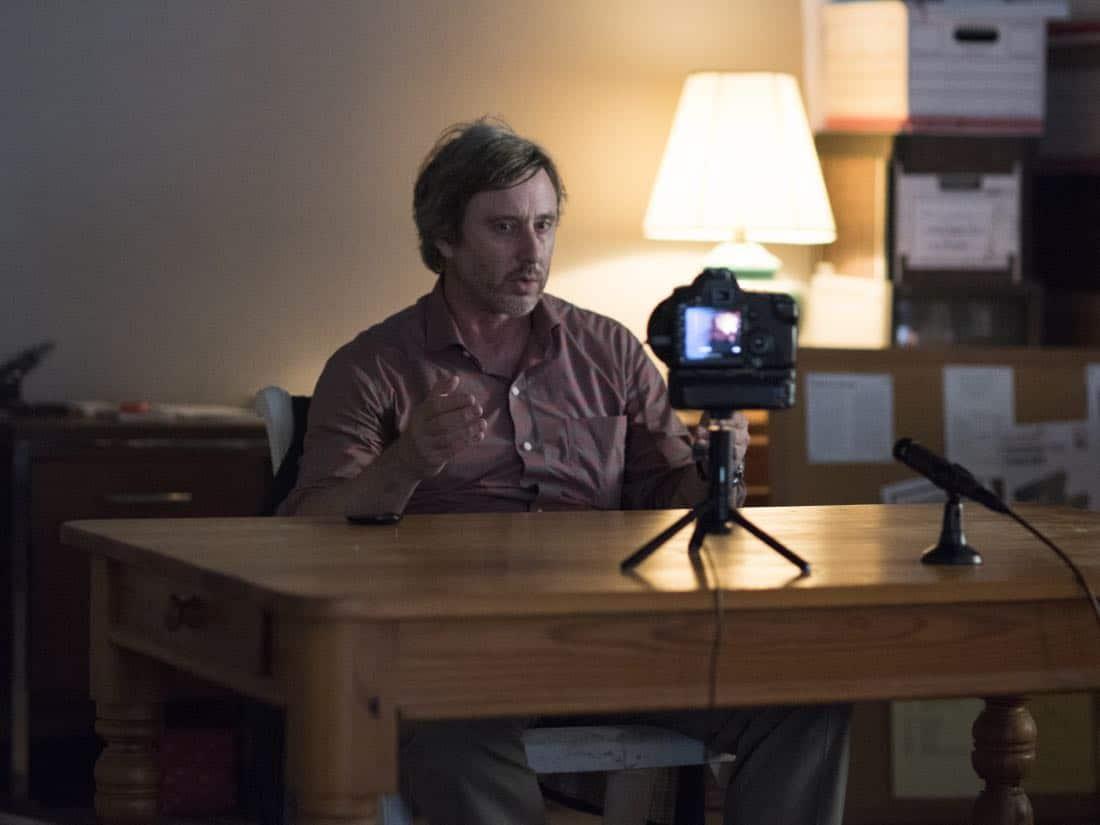 """Jake Weber as Brett O'Keefe in HOMELAND (Season 7, Episode 01, """"Enemy of the State"""") - Photo: Antony Platt/SHOWTIME  - Photo: HOMELAND_701_5835.R.jpg"""