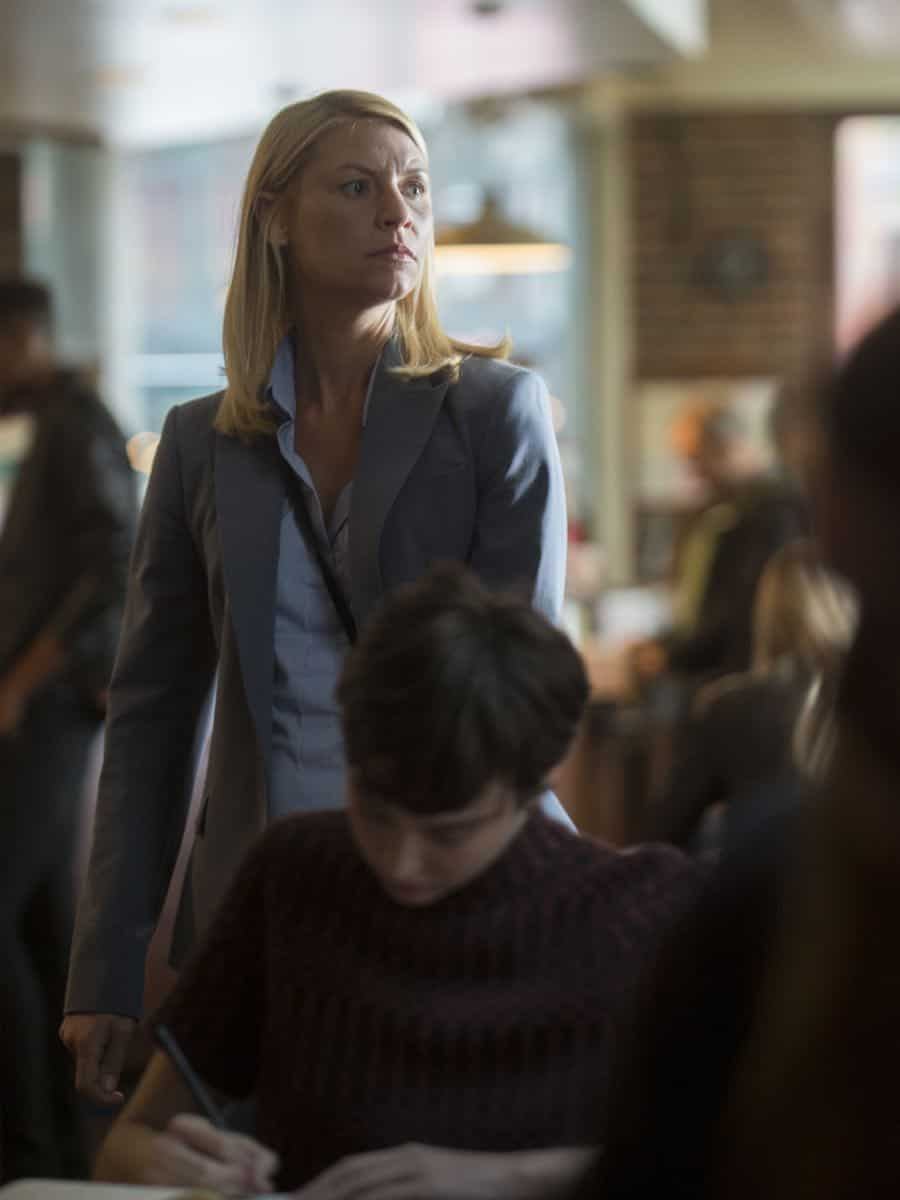 "Claire Danes as Carrie Mathison in HOMELAND (Season 7, Episode 02, ""Enemy of the State"") - Photo: Jacob Coppage/SHOWTIME - Photo: HOMELAND_701_2424.R.jpg"