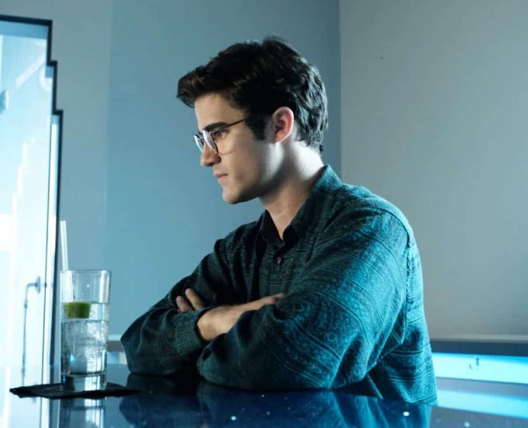 """THE ASSASSINATION OF GIANNI VERSACE: AMERICAN CRIME STORY """"Don't Ask Don't Tell"""" Episode 5 (Airs Wednesday, February 14, 10:00 p.m. e/p) -- Pictured: Darren Criss as Andrew Cunanan. CR: Ray Mickshaw/FX"""