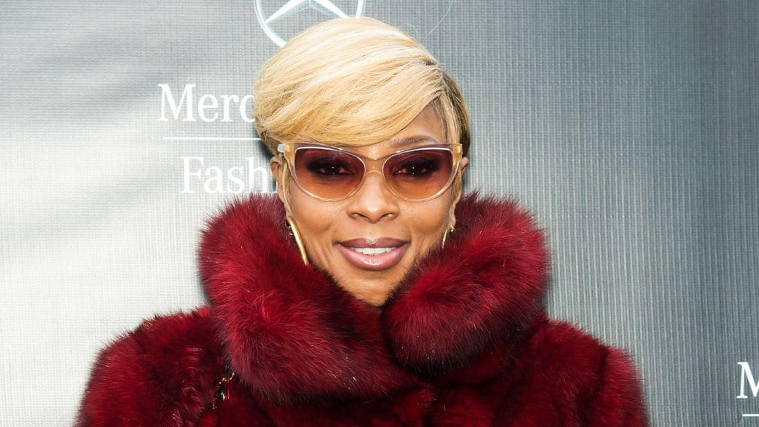Mary J. Blige Joins Netflix's