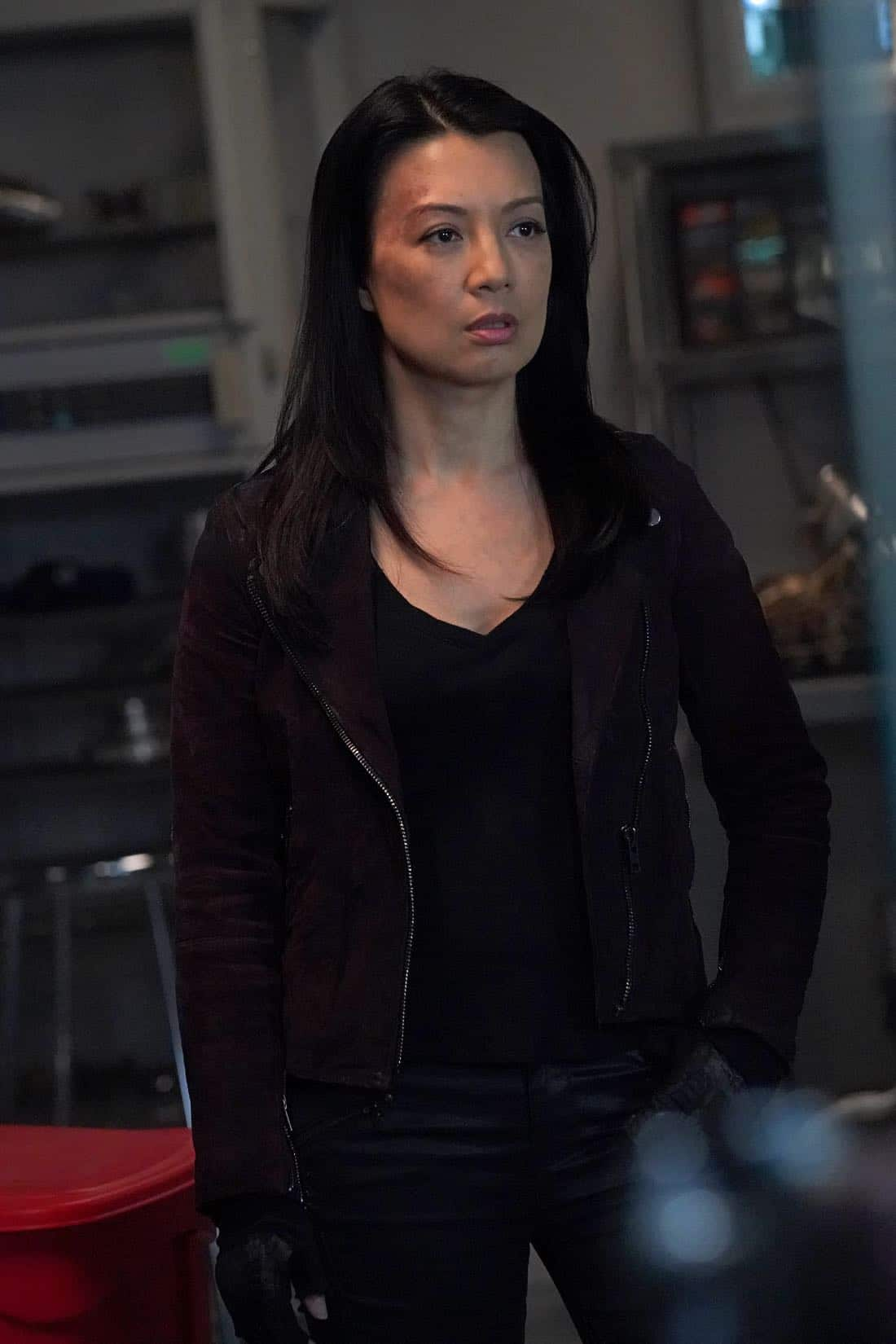 """MARVEL'S AGENTS OF S.H.I.E.L.D. - """"All the Comforts of Home"""" - Coulson and team set out to rewrite the course of humanity's fate, but they're unaware that their efforts will dramatically change one S.H.I.E.L.D agent's life, on """"Marvel's Agents of S.H.I.E.L.D.,"""" FRIDAY, MARCH 2 (9:01-10:01 p.m. EST), on The ABC Television Network. (ABC/Byron Cohen) MING-NA WEN"""