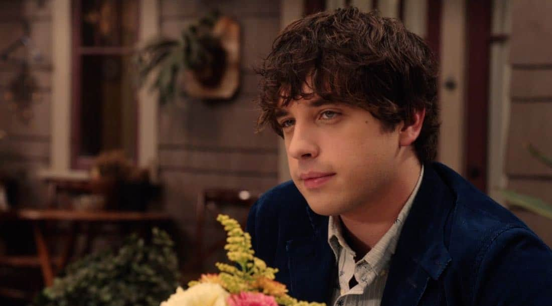 "THE FOSTERS - ""Mother's Day"" - Stef's mom comes to visit and helps Stef cope with a tough time. Meanwhile, Callie and Jude grapple with the memory of their biological mother. This episode of ""The Fosters"" airs Tuesday, February 13 (8:00 - 9:01 p.m. EST) on Freeform. (Freeform) DAVID LAMBERT"
