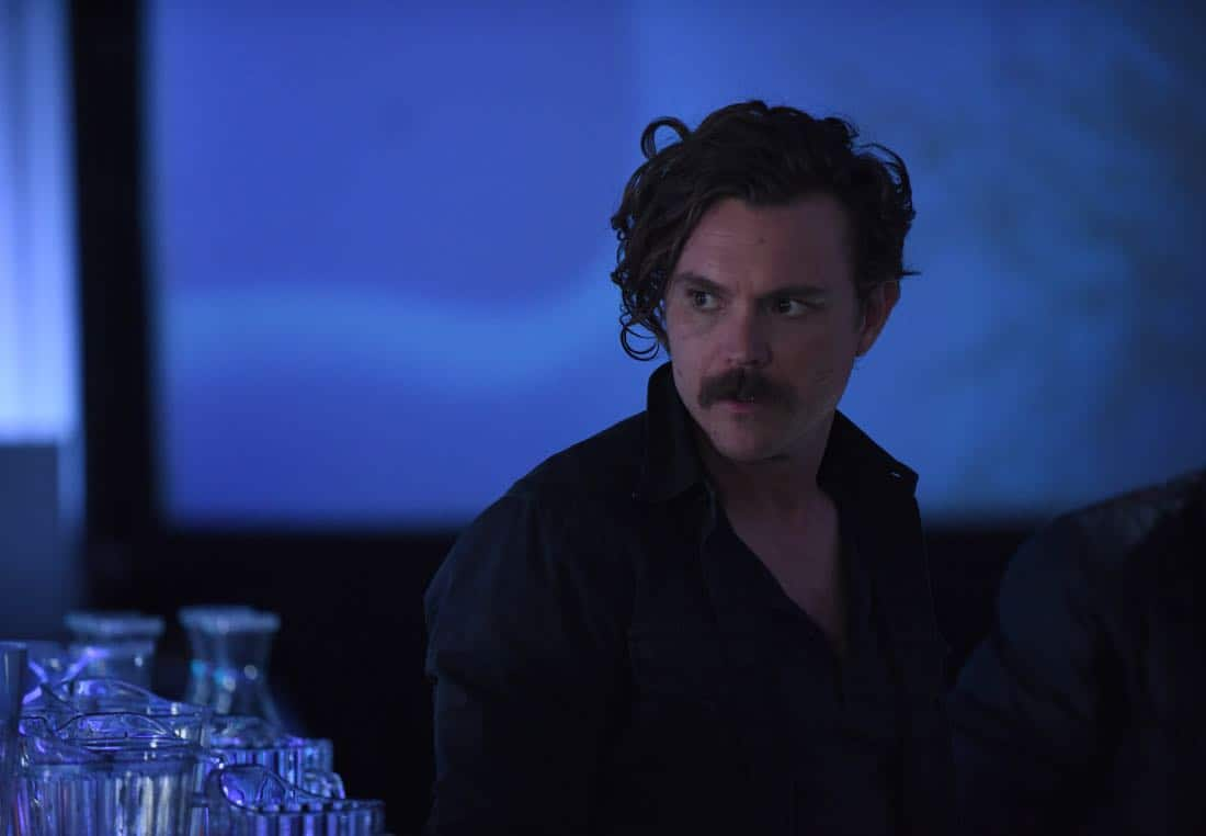 "LETHAL WEAPON: Clayne Crawford in the ""Ruthless"" episode of LETHAL WEAPON airing Tuesday, Feb. 27 (8:00-9:00 PM ET/PT) on FOX. ©2018 Fox Broadcasting Co. CR: Ray Mickshaw/FOX"