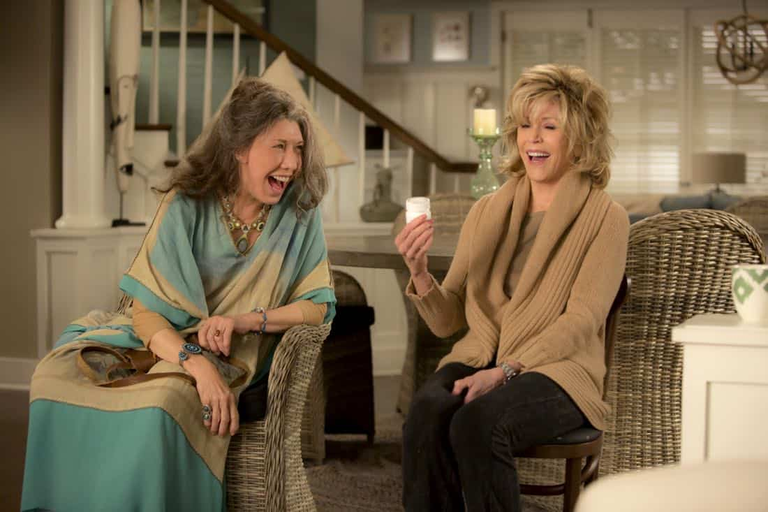 Netflix Renews 'Grace and Frankie' For Season Five