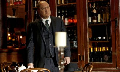 "THE BLACKLIST -- ""Mr. Raleigh Sinclair III (#51)"" Episode 514 -- Pictured: James Spader as Raymond ""Red"" Reddington -- (Photo by: Will Hart/NBC)"