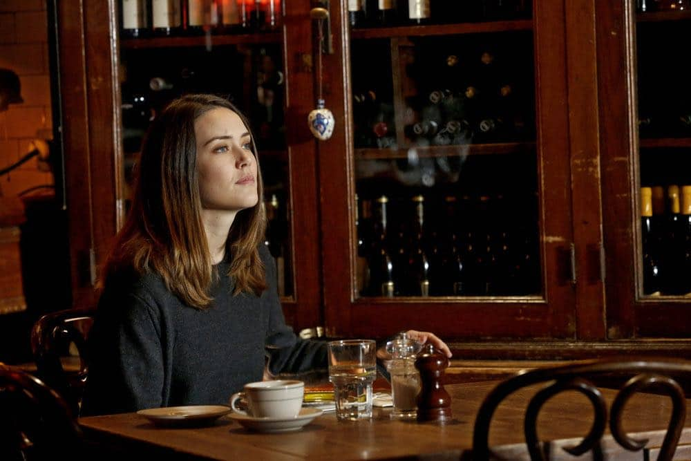 "THE BLACKLIST -- ""Mr. Raleigh Sinclair III (#51)"" Episode 514 -- Pictured: Megan Boone as Elizabeth Keen -- (Photo by: Will Hart/NBC)"