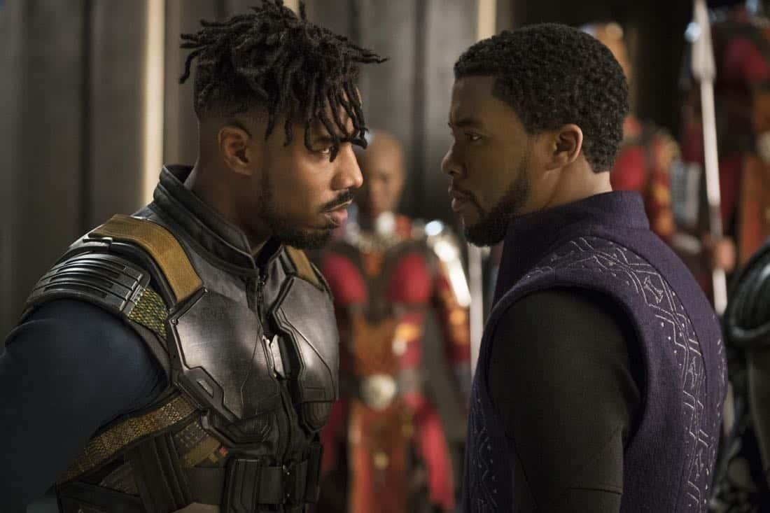 'Black Panther's Michael B. Jordan on Creating Erik Killmonger's Backstory