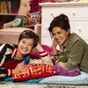 "ANDI MACK - Disney Channel's ""Andi Mack"" stars Peyton Elizabeth Lee as Andi and Lilan Bowden as Bex. (Disney Channel/Craig Sjodiin)"