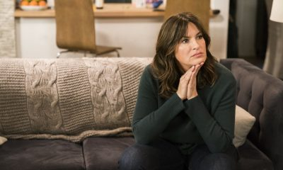 "LAW & ORDER: SPECIAL VICTIMS UNIT -- ""Chasing Demons"" Episode 1914 -- Pictured: Mariska Hargitay as Lieutenant Olivia Benson -- (Photo by: Michael Parmelee/NBC)"
