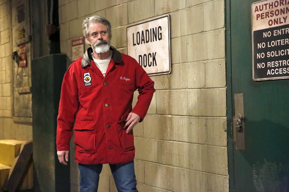 """THE BLACKLIST -- """"Pattie Sue Edwards  (#68)"""" Episode 515 -- Pictured: C. Thomas Howell as Earl Fagen -- (Photo by: Will Hart/NBC)"""