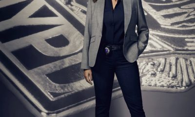 LAW & ORDER: SPECIAL VICTIMS UNIT -- Season 19 -- Pictured: Mariska Hargitay as Lieutenant Olivia Benson -- (Photo by: Virginia Sherwood/NBC)