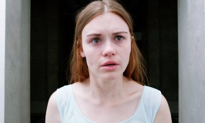 "CHANNEL ZERO: BUTCHER'S BLOCK -- ""The Red Door"" Episode 305 -- Pictured: Holland Roden as Zoe Woods -- (Photo by: Syfy)"