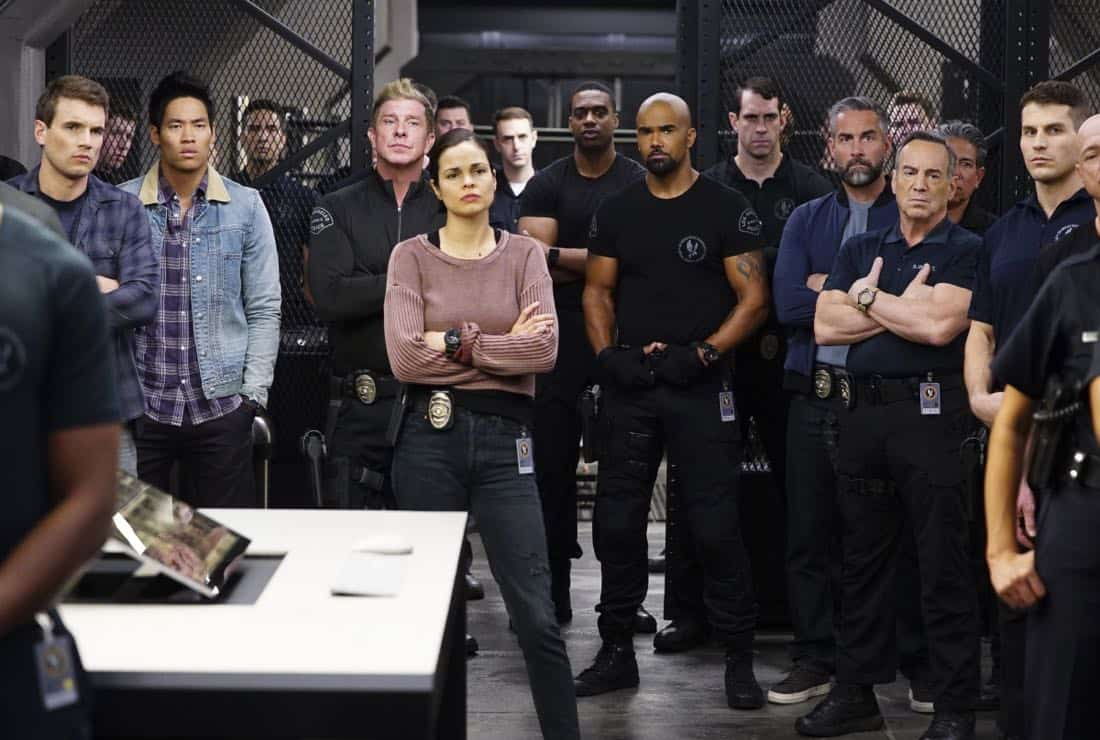 S.W.A.T. Season 1 Episode 14 Photos Ghosts