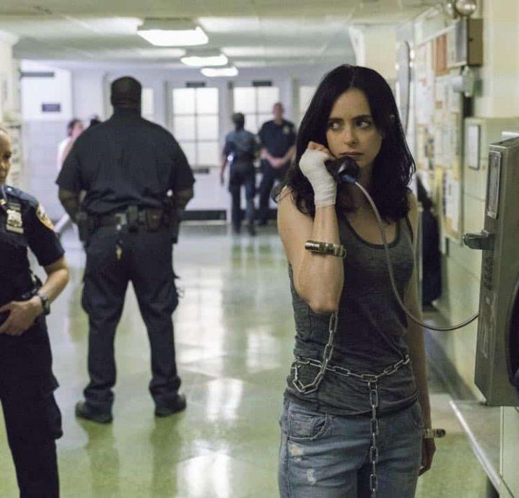 Krysten Ritter Marvel's Jessica Jones Season 2   Photo Credit : David Giesbrecht/Netflix