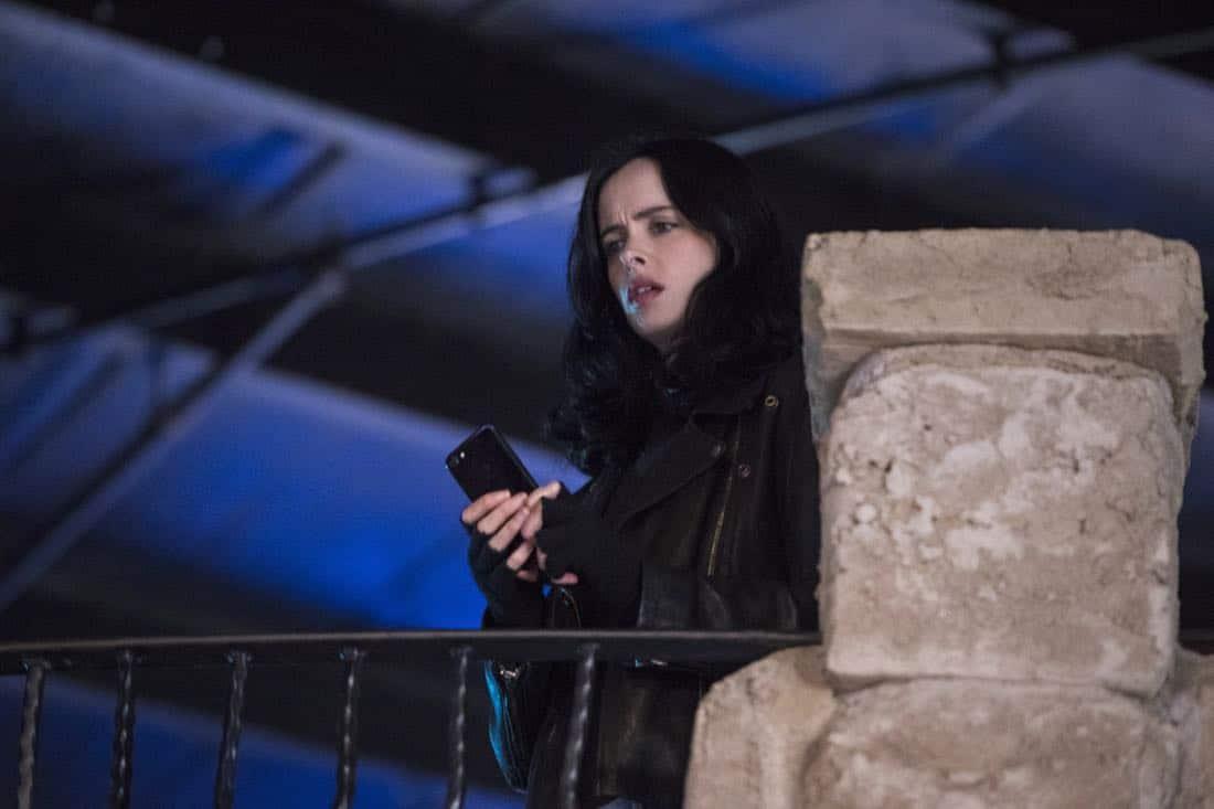Krysten Ritter Marvel's Jessica Jones Season 2 | Photo Credit : David Giesbrecht/Netflix