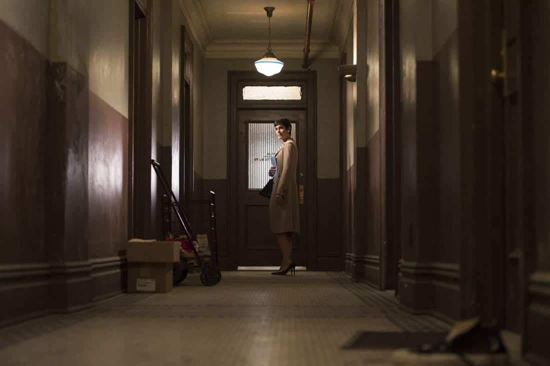 Carrie-Anne Moss Marvel's Jessica Jones Season 2 | Photo Credit : David Giesbrecht/Netflix