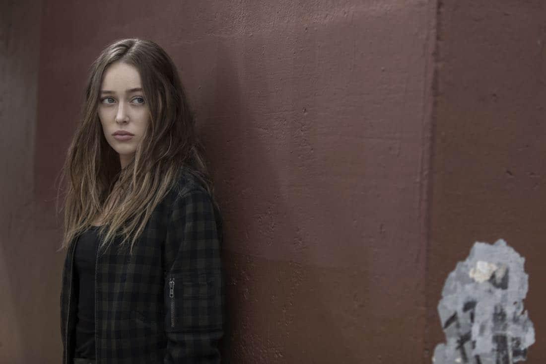 Alycia Debnam-Carey as Alicia Clark- Fear the Walking Dead _ Season 4, Gallery - Photo Credit: Elizabeth Weinberg/AMC