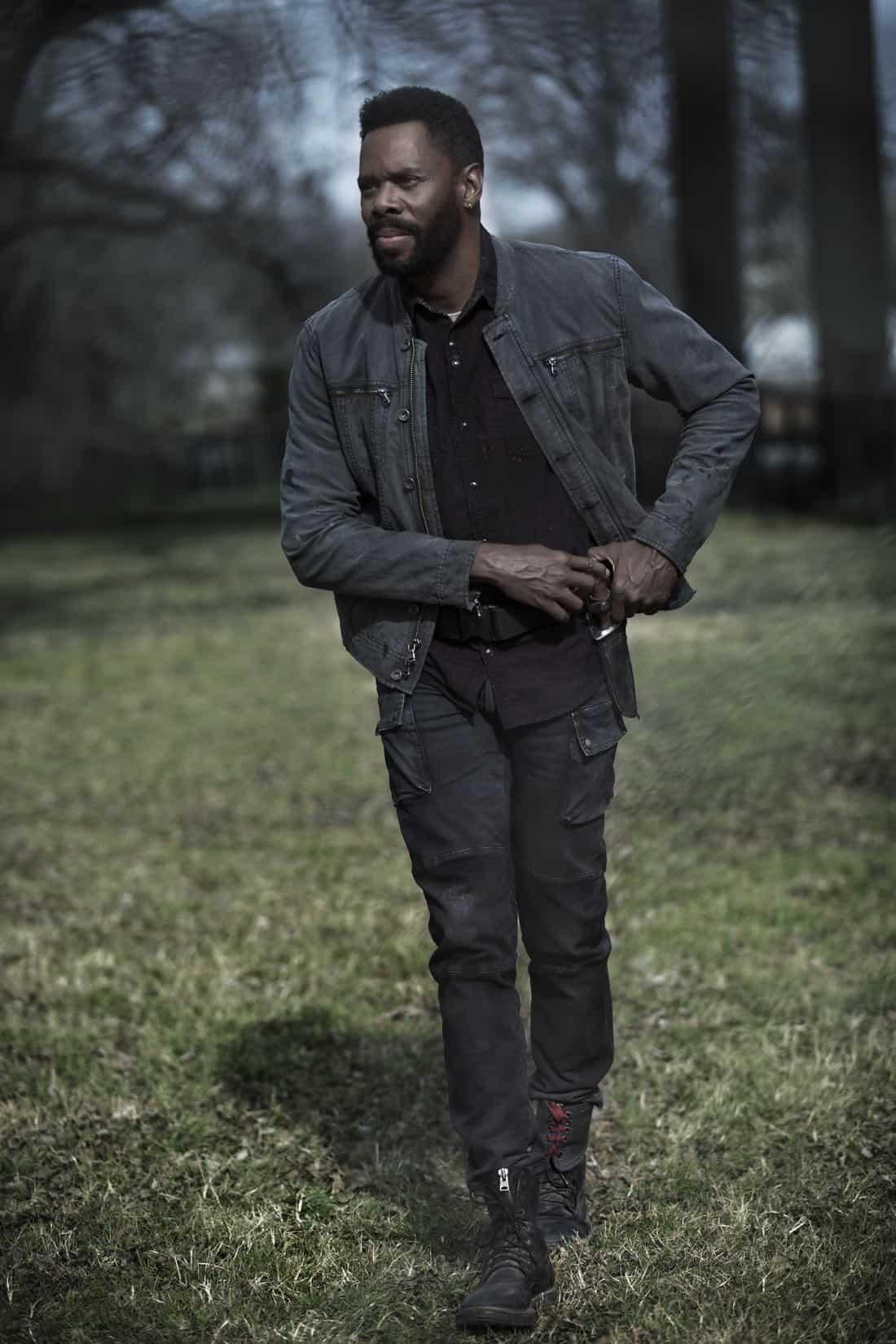 Colman Domingo as Victor Strand- Fear the Walking Dead _ Season 4, Gallery - Photo Credit: Elizabeth Weinberg/AMC