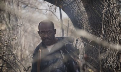 Lennie James as Morgan Jones - Fear the Walking Dead _ Season 4, Gallery - Photo Credit: Elizabeth Weinberg/AMC