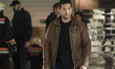 """Three Wishes"" -- When Eric's daughter is kidnapped, he must fulfill three ransom demands from his long-time adversary, Damien Delaine (Carlo Rota), which include answering a series of emotionally challenging questions and performing ethically questionable tasks, in order to save what matters to him most -- his daughter's life -- on the second season premiere of RANSOM, Saturday, April 7 (8:00-9:00 PM, ET/PT) on the CBS Television Network. Pictured: Luke Roberts (Eric Beaumont) Photo: Dávid Lukács © 2018 Ransom Television Productions Inc."