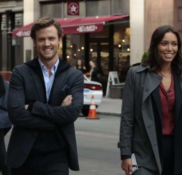 """DECEPTION - """"Forced Perspective"""" - As Cameron continues to focus on helping his brother, he and Kay get to work on a case that has unknowing tourists participating in a reality show - yet it's anything but real, it's deadly, on """"Deception,"""" airing SUNDAY, MARCH 18 (10:01-11:00 p.m. EDT), on The ABC Television Network. (ABC/Giovanni Rufino) JACK CUTMORE, ILFENESH HADERA"""