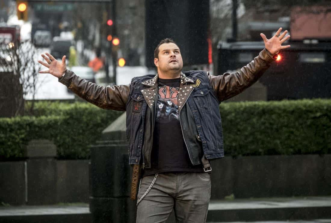"The Flash -- ""Run, Iris, Run"" -- Image Number: FLA416a_0002b.jpg -- Pictured: Jaco Birch as Max Adler -- Photo: Katie Yu/The CW -- © 2018 The CW Network, LLC. All rights reserved"