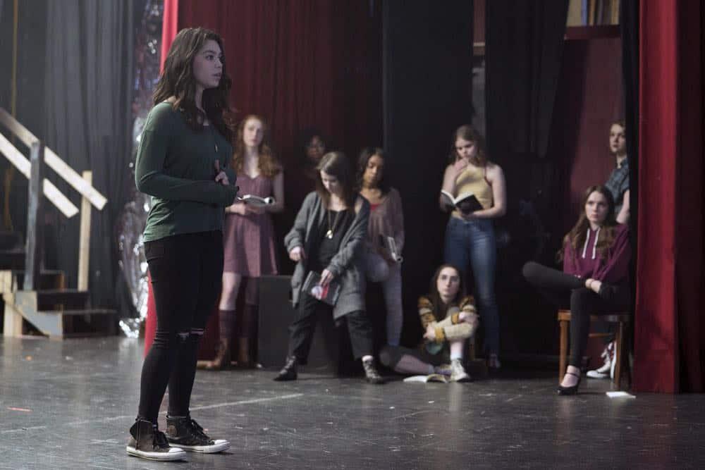 """RISE -- """"Pilot"""" Episode 101 -- Pictured: Auli'i Cravalho as Lilette Suarez -- (Photo by: Peter Kramer/NBC)"""