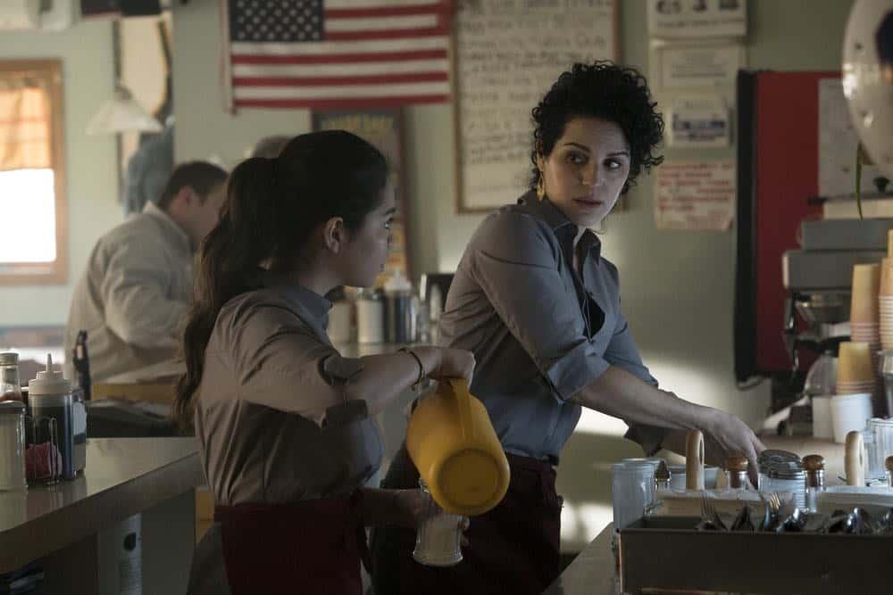 """RISE -- """"Pilot"""" Episode 101 -- Pictured: (l-r) Auli'i Cravalho as Lilette Suarez, Shirley Rumierk as Vanessa Suarez -- (Photo by: Peter Kramer/NBC)"""