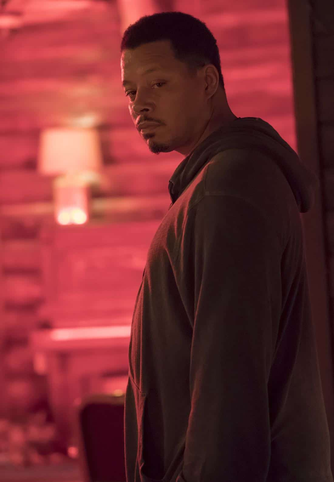 "EMPIRE: Terrence Howard in the ""Birds in the Cage"" Spring premiere episode of EMPIRE airing Wednesday, March 28 (8:00-9:00 PM ET/PT) on FOX. ©2018 Fox Broadcasting Co. CR: Chuck Hodes/FOX"