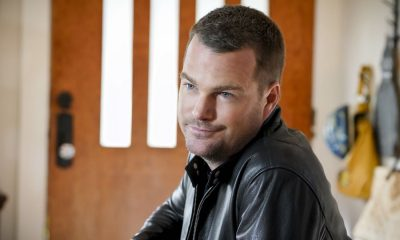 """Warriors of Peace"" - Pictured: Chris O'Donnell (Special Agent G. Callen). Callen pursues every alternative when the Diplomatic Security Service apprehends his father, Nikita Aleksandr Reznikov (Daniel J. Travanti), as part of an exchange for two American photographers being held hostage in Iran, on NCIS: LOS ANGELES, Sunday, March 25 (9:00-10:00 PM, ET/PT) on the CBS Television Network. Photo: Bill Inoshita/CBS ©2018 CBS Broadcasting, Inc. All Rights Reserved."