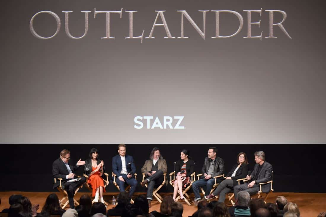 Outlander executive producer: 'We are certainly going to do' a fifth season