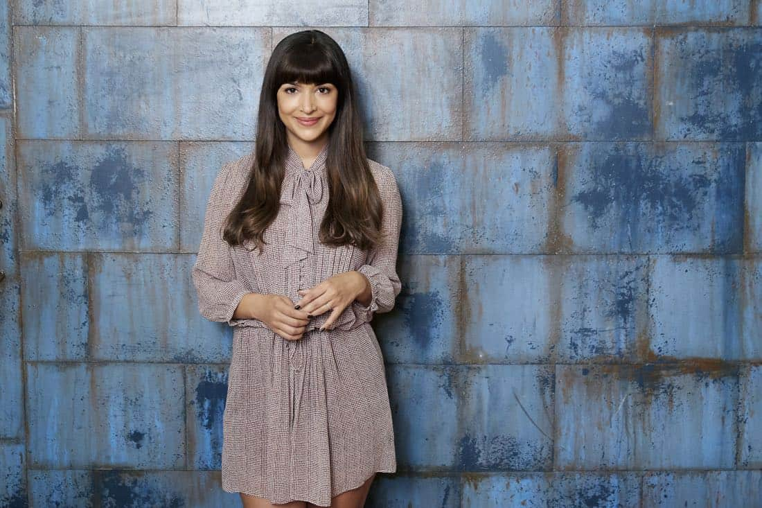 NEW GIRL:  Hannah Simone returns as Cece in season seven of NEW GIRL coming soon to FOX.  ©2017 Fox Broadcasting Co.  Cr:  Jesse Giddings/FOX