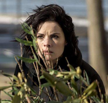 "BLINDSPOT -- ""Artful Dodge"" Episode 316 -- Pictured: Jaimie Alexander as Jane Doe -- (Photo by: David Giesbrecht/NBC/Warner Bros)"